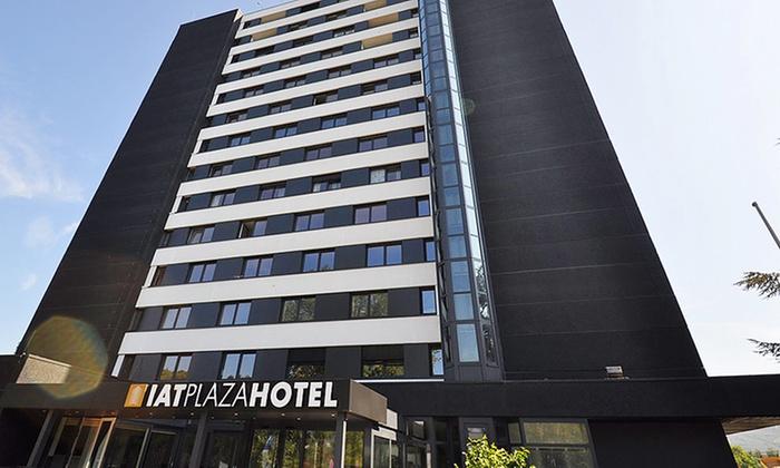 iat plaza hotel trier in trier rp groupon getaways. Black Bedroom Furniture Sets. Home Design Ideas