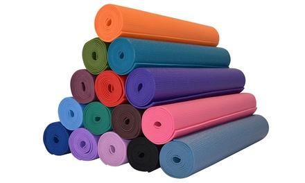 Tappeto da yoga e fitness