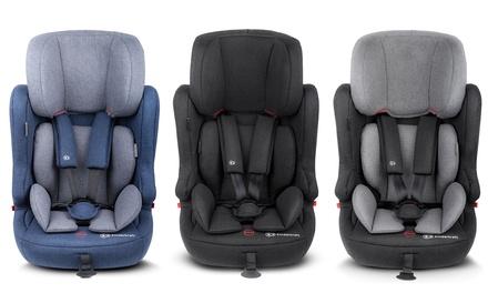 Siège auto Fix2Go pour bébé 9-36kg Kinderkraft système de sécurité ISOFIX