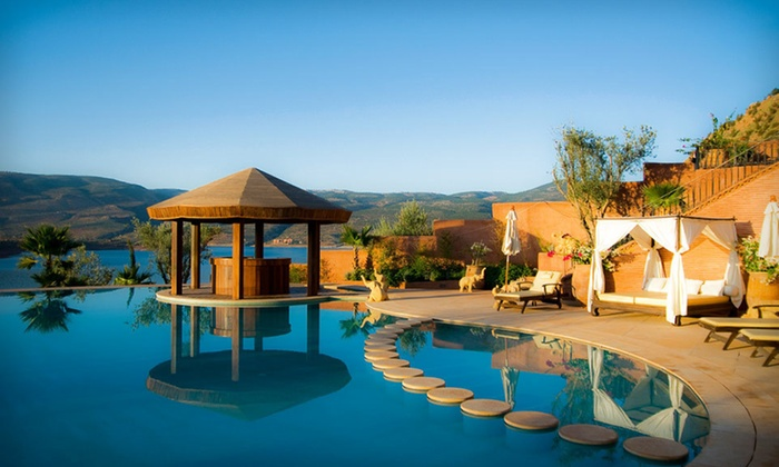 Widiane Suites & Spa - Bin el Ouidane: Four-, Five-, or Six-Night Stay for Two with Breakfasts, Massages, and Wine at Widiane Suites & Spa in Morocco