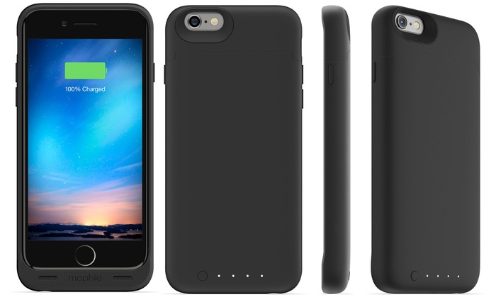 new product c6e4f 688e0 Mophie Juice Pack Reserve Battery Case for iPhone 6/6S (Refurbished ...