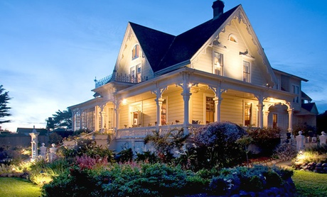 Victorian B&B on Northern California Coast