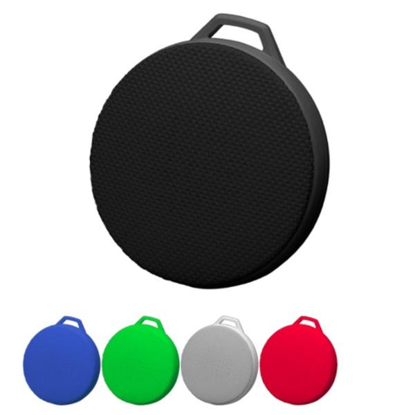 2Boom Go Wireless Bluetooth Portable Waterproof Speaker with Built-in Mic