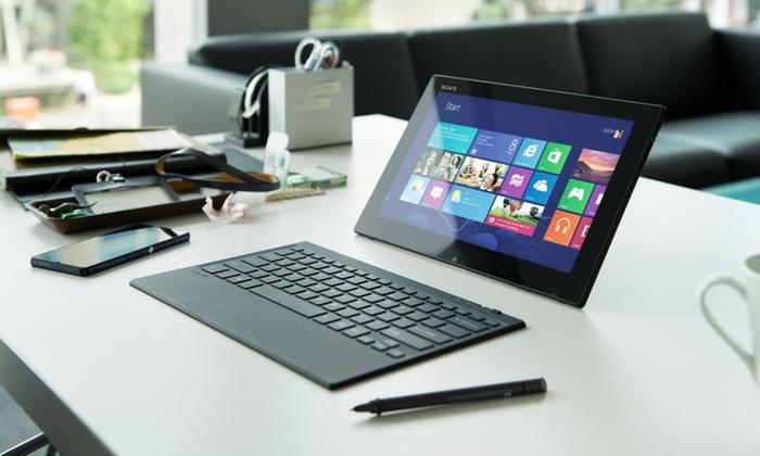 Sony VAIO Tap 11 Windows Tablet | Groupon Goods