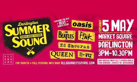 All Square Festival Summer Sounds Tribute Day