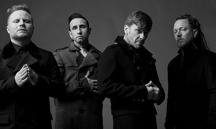 Shinedown: ATTENTION ATTENTION World Tour w/ Badflower, Dinosaur Pile-Up & Broken Hands on Friday, June 28, at 6:30 pm