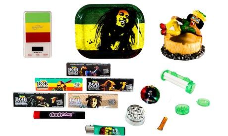 Bob Marley Tobacco Smokers Kit 5ecc4b79-20a1-4d30-bc8e-22ba340a6552