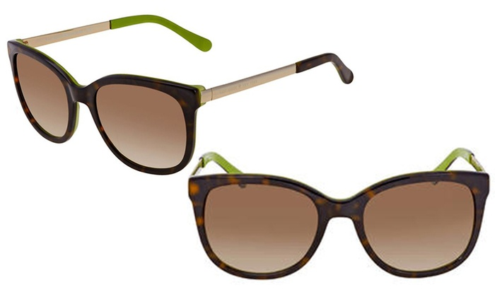 b87ce8eb141f9 Kate Spade Gayla Women s Rounded Cat-Eye Sunglasses 0DV2 Y6 GaylaS-0DV2-Y6