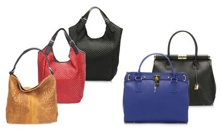 864a2437e2 Sacs Giulia Massari, modèles et coloris au choix, dès 26,99€ jusqu'à ...
