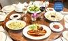 Jumbo King Prawn Lunch Banquet w/ Wine
