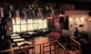 Burger with Wine or Beer for One or Two at Jolly Gin and Craft (Up to 42% Off)