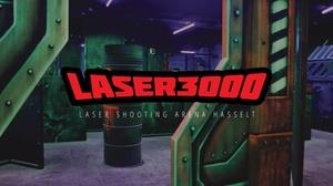 Laser 3000: 2 games lasershooting voor 8 tot 22 personen, vanaf € 11,99 bij LASER3000 te Hasselt!