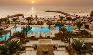 Bab Al Bahr: Friday B Brunch with Optional Selected or Premium House Beverages for Up to Four at Bab Al Bahr Beach Bar and Grill