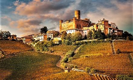 Piemonte: soggiorno per 2 con colazione o mezza pensione a 54€euro