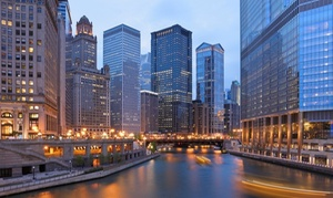 Up to 50% Off 90-Min Chicago Architecture Boat Tour at Tours and Boats, plus 6.0% Cash Back from Ebates.