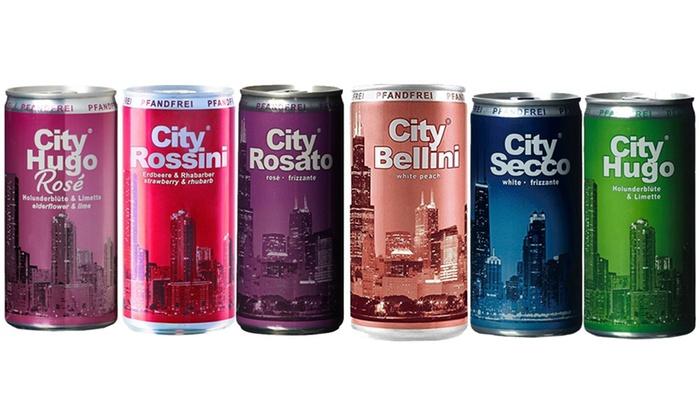 24 dosen peter mertes city drinks groupon goods. Black Bedroom Furniture Sets. Home Design Ideas