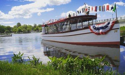 Lake Erie Boat Tours Buffalo Ny