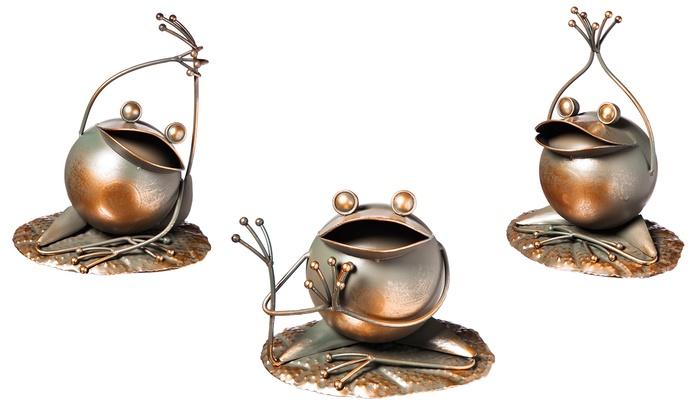 Yoga Frogs Garden Statues ...