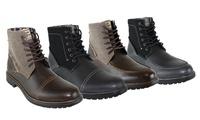Unionbay Mens Combat Boots
