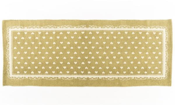 Tappeto Da Cucina In Stile Shabby Chic Realizzato In Cotone Disponibile In Vari Colori