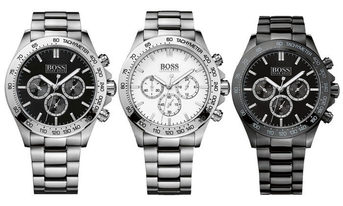 db966b7c9201d Hugo Boss Chronograph Watches