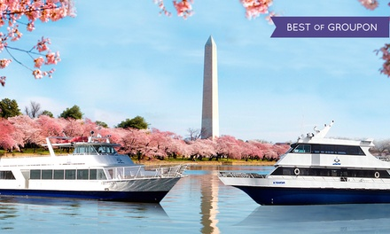 Cherry Blossom Springtime or Sunset Harbor Cruise from National Ferry Corporation (Up to 48% Off)