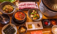 【 38%OFF 】美味しくてヘルシーな、三河ブランドの「おいんく豚」を思う存分 ≪ サムギョプサルディナー+1ドリンク / 1・2・4...