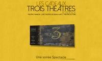 2 places valables pour une pièce au choix, avec 2 cocktails, aux Théâtres Trianon, Victoire et aux Beaux-Arts à 32 €