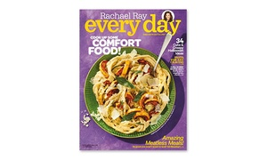 ProCirc: 1-Year, 10-Issue Subscription to Rachael Ray Every Day Magazine from ProCirc (37% Off)
