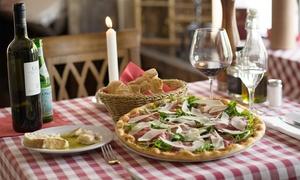 Trattoria Passione: Italienisches 3-Gänge-Menü mit Pasta od. Pizza für 2, 4 od. 6 Personen in der Trattoria Passione (bis zu 51% sparen*)