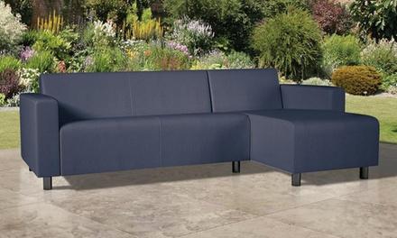 Tom Weatherproof Corner Sofa With Free Delivery