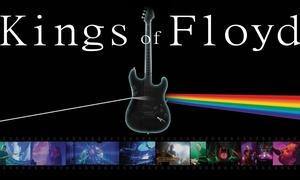 """Kings Of Floyd: 2 Tickets für die Pink Floyd Coverband """"Kings of Floyd"""" (30% sparen)"""