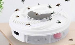 Piège mouches électrique rotatif