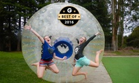 Zorb Wet Ride - One ($25), Two ($49) or Three Rides ($74) at ZORB Rotorua (Up to $117 Value)