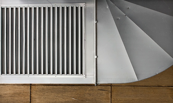 Sears Home Services - Indianapolis: $59 for Air-Duct Cleaning for Up To 8 Vents Including Trip Charge from Sears Home Services ($153 Value)
