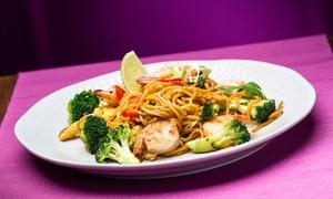 Say Wok: Tajska kuchnia: 35 zł za groupon wart 50 zł i więcej do wydania na dania z menu w restauracji Say Wok (-30%)