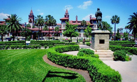 Miami Tour or St. Augustine Tour and Trolley Ride for 1 or 2 from Gray Line Orlando/Gator Tours (Up to 48% Off)
