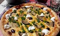 2 pizzas parmi Les Classiques et une pizza dessert à partager, midi et soir dès 22,90 € chez Pizzatti Nice.