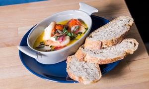 Dwa w Jednym: Krewetkowa uczta: zupa oraz wybrane krewetki i więcej od 59,99 zł w restauracji Dwa w Jednym w Gdyni (-43%)