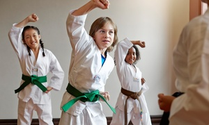 Academy of Traditional Karate: Two or Four Weeks of Karate Classes Including Uniform at Academy of Traditional Karate (Up to 89% Of)