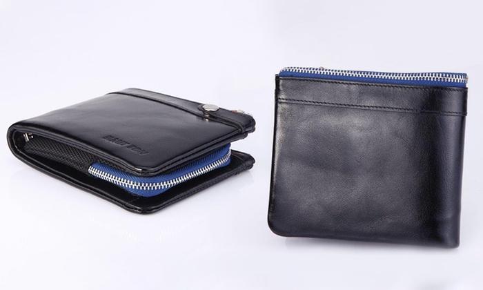 Large Studded Hautton Wallet Haut Ton DAWNumi6c