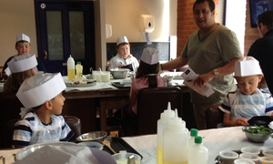 Ashoka Cook School - Glasgow: Kids' Cookery Class with Lunch at Ashoka Cook School (50% Off)