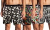 Men's Novelty-Print Boxers: Men's Novelty-Print Boxers. Multiple Sizes Available.