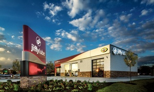 Up to 37% Off Oil Changes from Jiffy Lube  at Heartland Jiffy Lube, plus 6.0% Cash Back from Ebates.