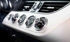 Concorde Autocentre - Leicester: Air-Conditioning Service with Re-Gas at Concorde Autocentre (52% Off)