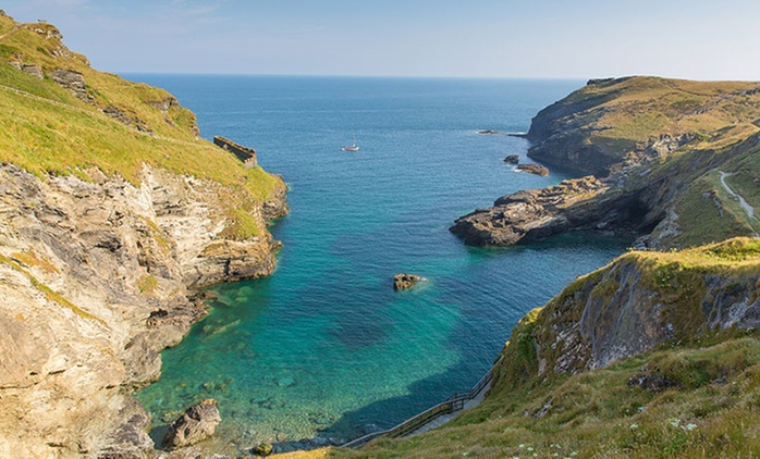 Cornwall: 1 or 2 Nights for Two with Breakfast at The Harlyn Inn