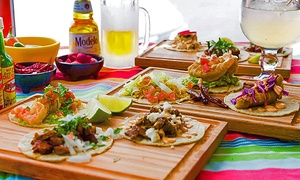 Los Arcos Mexican Grill-Woodridge: $8 for $15 Worth of Mexican Food for Pickup from Los Arcos Mexican Grill