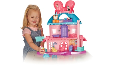 Fisher-Price Disney Minnie Mouse Home Sweet Headquarters Playset c5fc41f4-6743-11e7-9bd7-002590604002