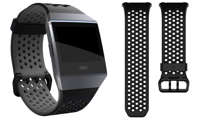 69ecaa75a4f3c Fitbit Ionic Accessories - Sport Band | Groupon