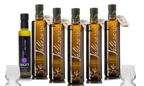 Aceite de oliva virgen Extra Valdezarza desde 33,55 € (hasta 73% de descuento)